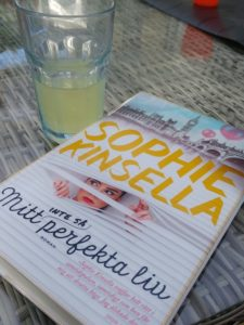 Mitt inte så perfekta liv av Sophie Kinsella