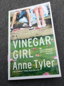 Vinegar girl av Anne Tyler