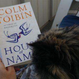House of names av Colm Tóibín