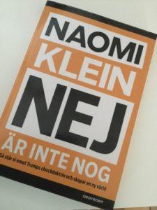 Nej är inte nog av Naomi Klein