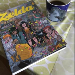 Zelda: Allt är normalt av Lina Neidestam