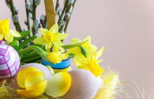Fem snabba om påsken