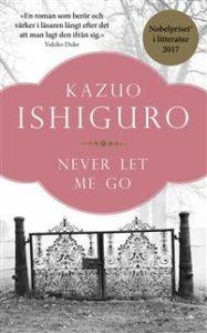 Never let me go av Kazuo Ishiguro