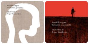 Bröderna Lejonhjärta av Astrid Lindgren och Jesper Waldersten