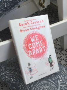 We come apart av Sarah Crossan och Brian Conaghan