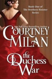 The duchess war av Courtney Milan