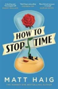 How to stop time av Matt Haig