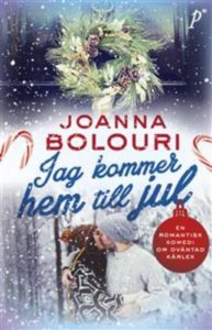 Jag kommer hem till jul av Joanna Bolouri
