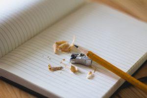 Skrivsöndag: Ett manus som fått ligga till sig blir kanske läst till slut