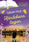 Kärlekens lagar av Sarah Title