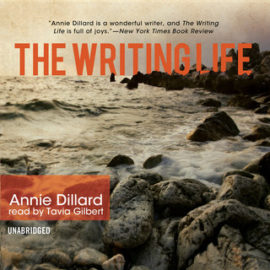 The writing life av Annie Dillard